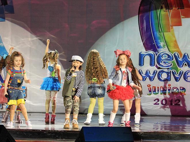 Детский конкурс новая волна украина