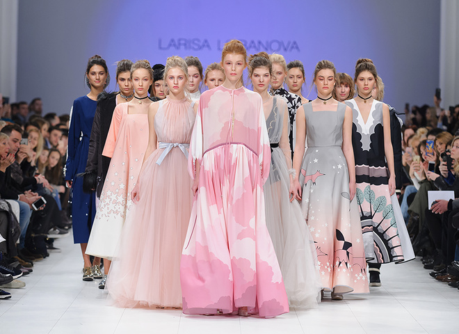 Коллекция LARISA LOBANOVA FW17-18