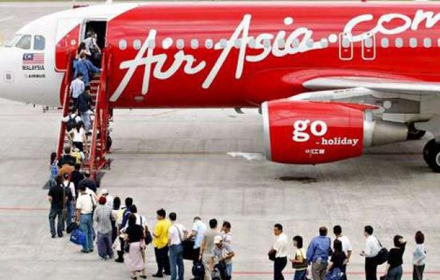 Лоукост авиакомпании: AirAsia