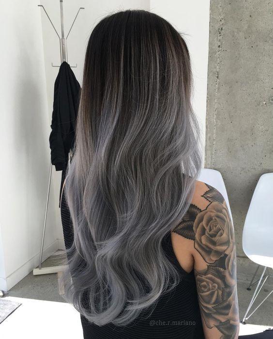 Волосы тренды