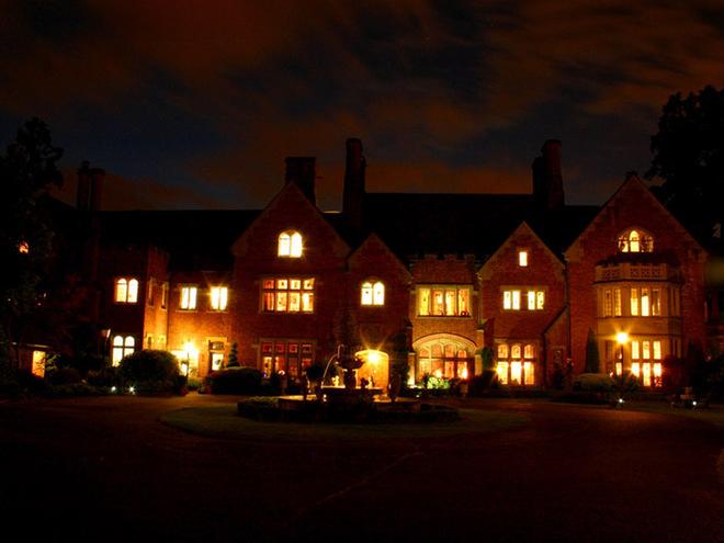 Хеллоуїн в США 2013. Замок Торнвуд