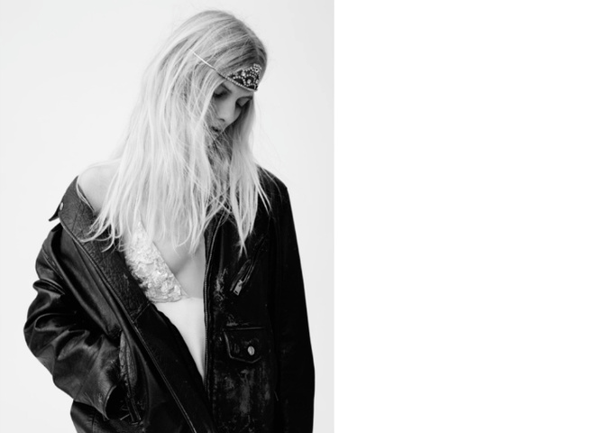 Лукбук Saint Laurent Весна 2016