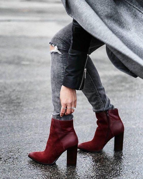 Ошибки при выборе обуви