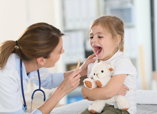 Дитячий кашель