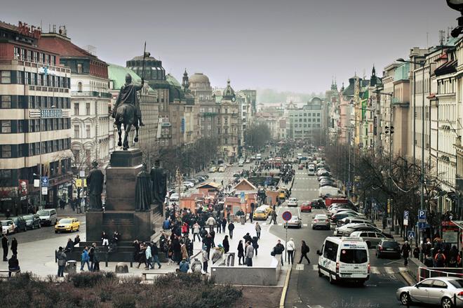 Виртуальное путешествие улицами Праги: по следам легендарного трамвая