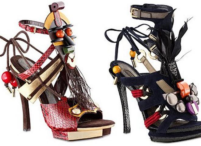 Louis Vuitton представляє «літні ніжки»