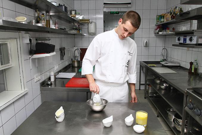 Кулинарный мастер-класс с шеф-поваром: приготовление киселя
