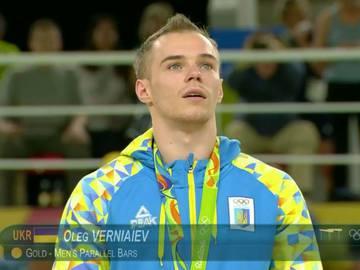 Наша гордость: гимнаст Олег Верняев принес Украине первое золото на Олимпиаде-2016