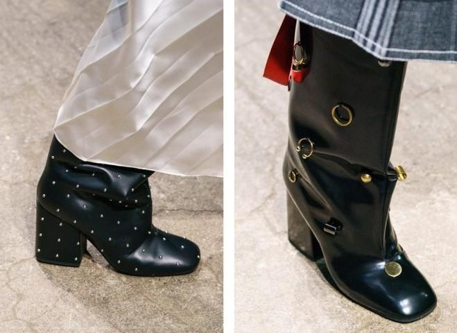 Модная обувь зима 2020/21