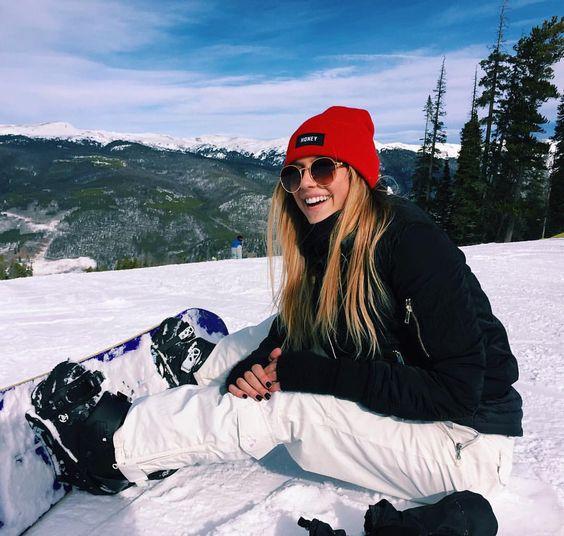 Косметика на горнолыжный курорт