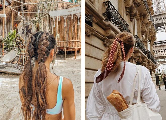 Легкие прически на лето для любой длины волос