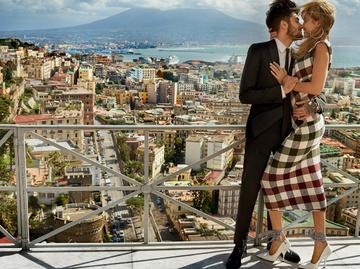 Джиджи Хадид и Зейн Малик для Vogue