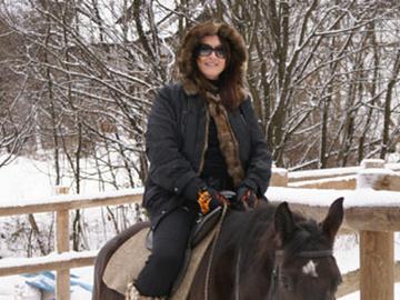 София Ротару отметит Новый год в загородной доме