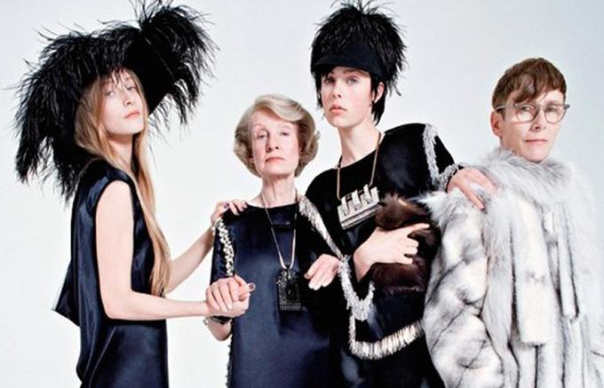 Революция моды для женщин в возрасте