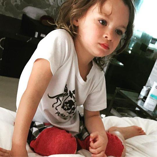 Дети Брайана Остина Грина и Меган Фокс