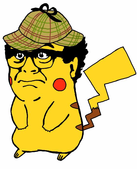 pokemon Ніколас Кейдж