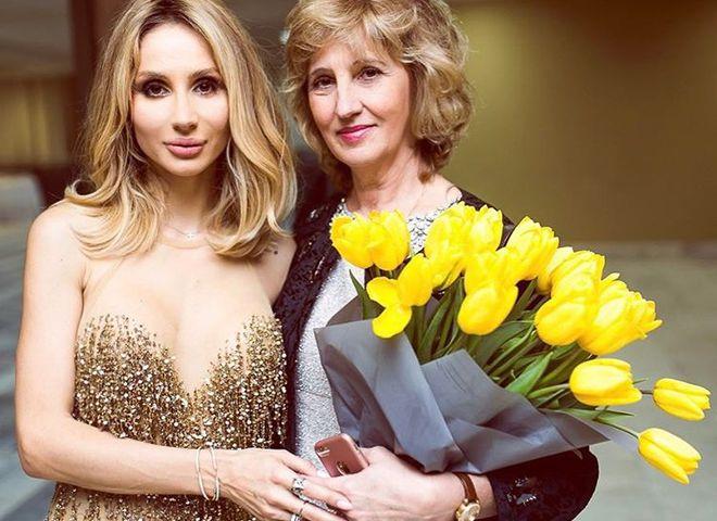 Світлана Лобода з мамою