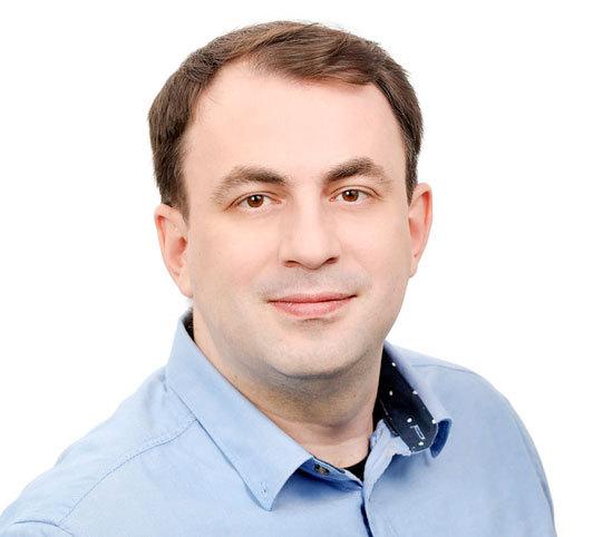 """Вікарчук Марк — керівник напряму """"Урологія"""" клінік Медичної мережі """"Добробут"""""""