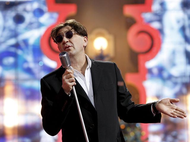 Кращий співак МТВ