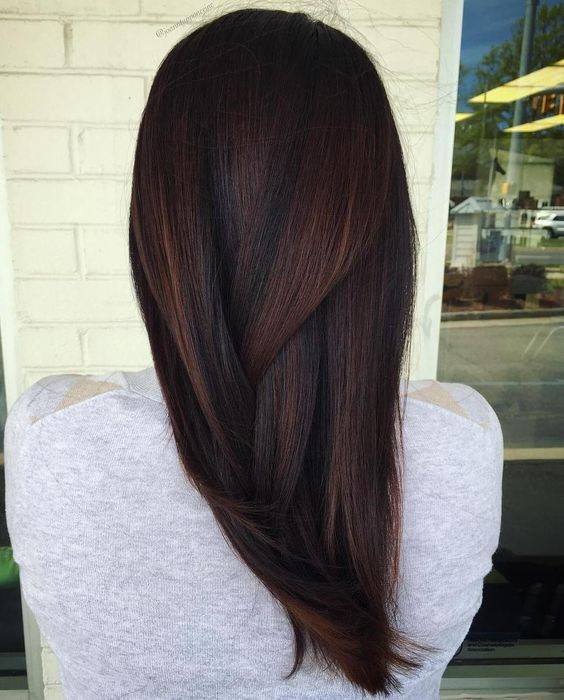 Окрашивание волос на лето
