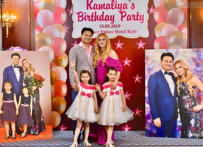 Звёздные гости, танцы до утра и премьера песни: как KAMALIYA отпраздновала свой день рождения
