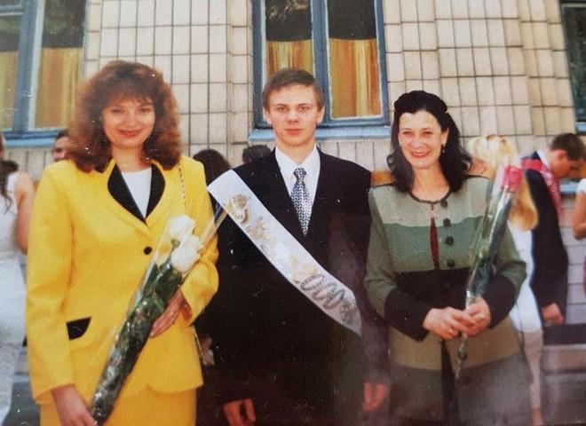 Комаров-школа