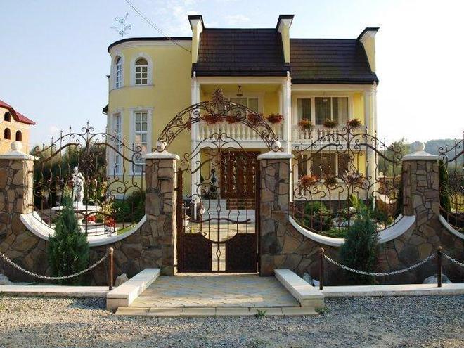 Фото домов богатым