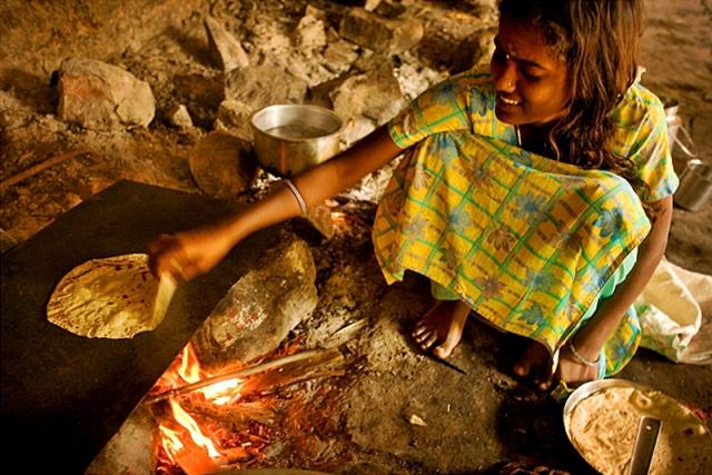 10 страв, які ви зобов'язані скуштувати в Індії: Чапаті