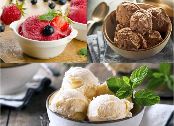 домашнє морозиво