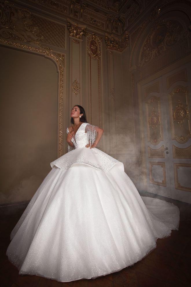 Андре Тан свадебная коллекция
