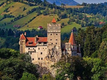 В гостях у графа Дракули: легендарний Замок Бран в Трансильвании