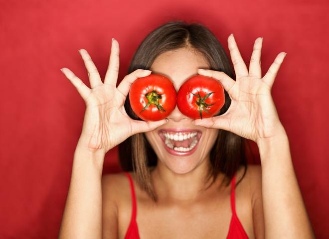 Как заморозить помидоры?
