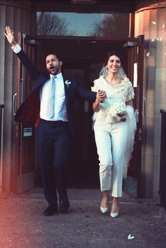 Весільна сукня Інги Меладзе