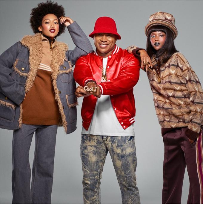 Хип-хоп знаменитости в рекламе Marc Jacobs