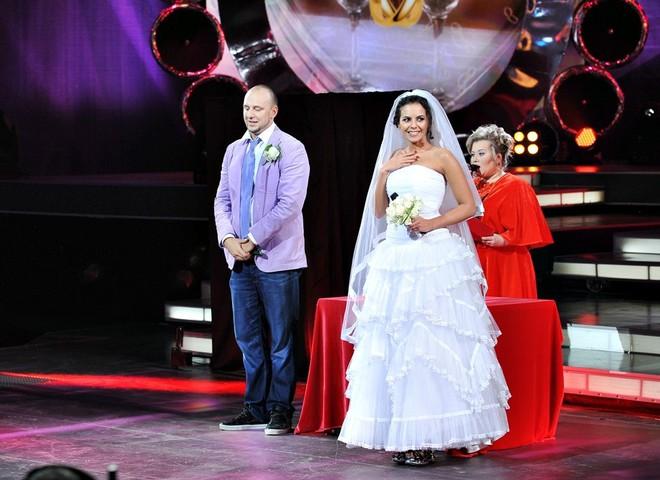 Потап і Настя Каменських відгуляли весілля