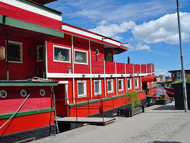 The Red Boat Mälaren - Стокгольм, Швеція