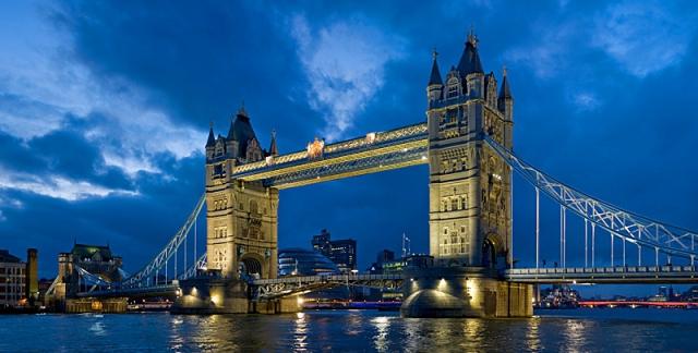 Лондон за два дня: Тауэрский мост