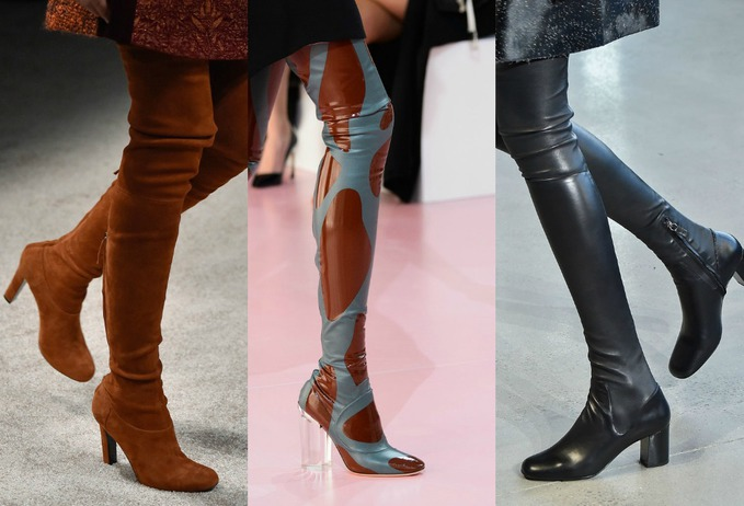 Обувь 2015 коллаж