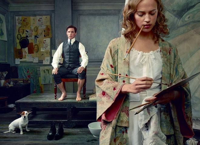 """""""Дівчина з Данії"""": як створювалися костюми для фільму"""