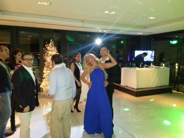 Камалія зустріла Новий рік
