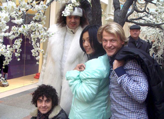 Филипп Киркоров с фабрикантами