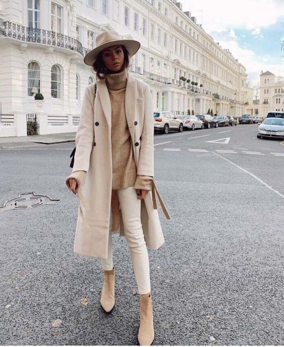 Пальто весною 2019