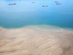 Картины на песке Джима Деневана