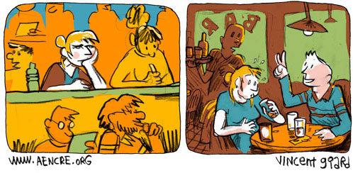 Отличный комикс (18+)