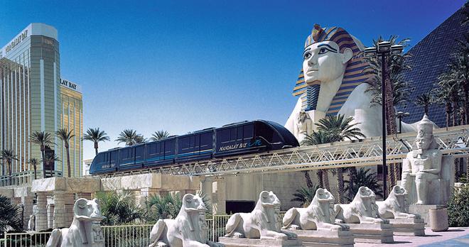 Luxor Hotel&Casino (Лас-Вегас, США)