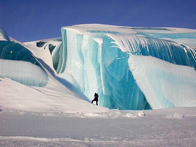Замерзшие цунами