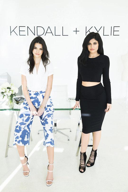 Колекція одягу Kendall + Kylie