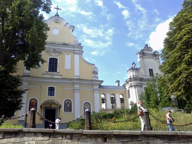 Куда поехать на Пасху: Собор Покровы Пресвятой Богородицы (Львов)