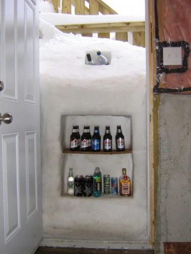 "Холодильник ""прояви смекалку"""