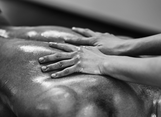 Сексуальный массаж для мужчины